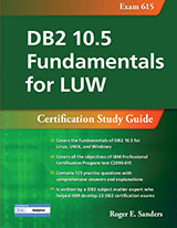 DB2 10.5 Fundamentals for LUW
